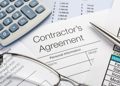 construction law breach of contract